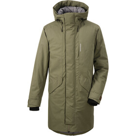 DIDRIKSONS Kenny 3 Parka Homme, fog green